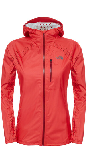 The North Face W's Flight Series Fuse Jacket Melon Red